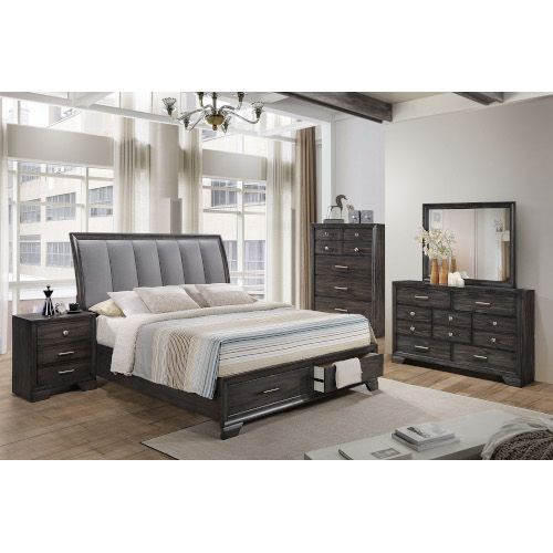 Avery King Bedroom - AVERYKG3PC