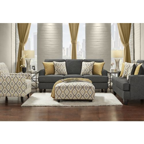 Dexter Sofa And Loveseat Conn S
