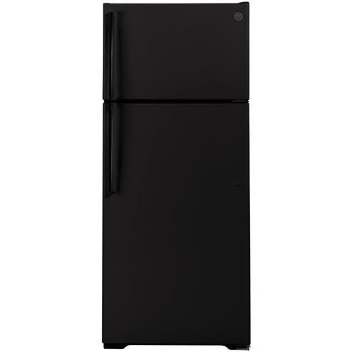 GTS18HGNRBB - top freezer fridge