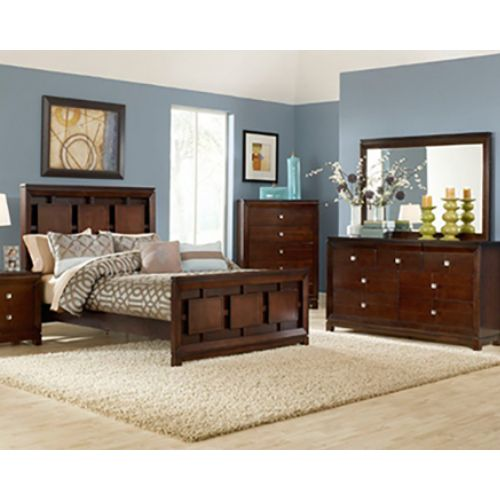 London Queen Bedroom Set Elements Ln600 Conn S
