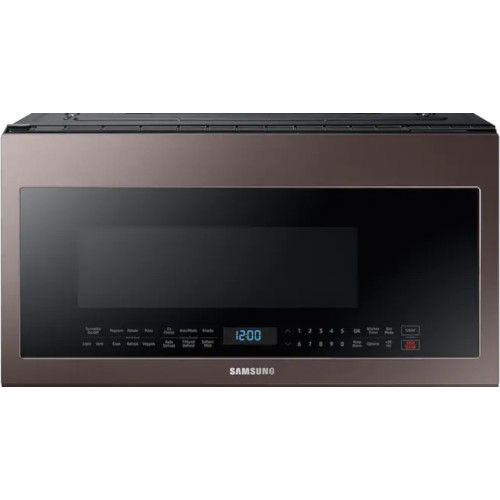 Samsung 2.1 Cu Ft. Over The Range Microwave (ME21R706BAT)
