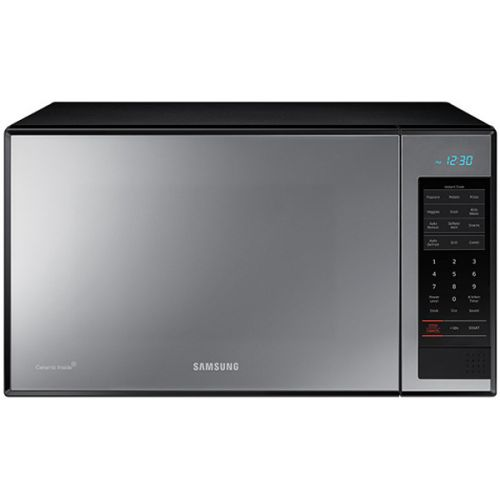 Samsung 1.4 Cu. Ft Counter Top Microwave with Grilling Element (MG14H3020CM)